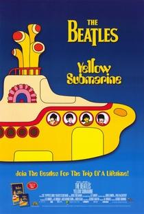 Yellow Submarine - Poster / Capa / Cartaz - Oficial 1