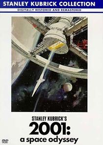 2001: Uma Odisseia no Espaço - Poster / Capa / Cartaz - Oficial 8