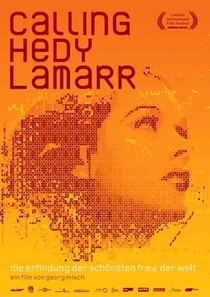 Calling Hedy Lamarr - Poster / Capa / Cartaz - Oficial 1
