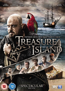 A Ilha do Tesouro - Poster / Capa / Cartaz - Oficial 4