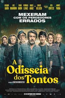 A Odisseia dos Tontos - Poster / Capa / Cartaz - Oficial 2
