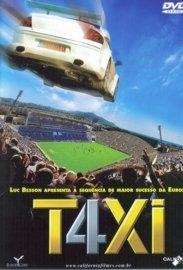 Taxi 4 - Poster / Capa / Cartaz - Oficial 2