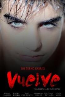 Vuelve - Poster / Capa / Cartaz - Oficial 1