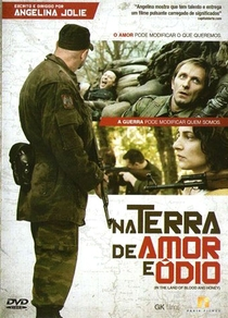 Na Terra de Amor e Ódio - Poster / Capa / Cartaz - Oficial 4