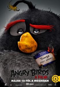 Angry Birds: O Filme - Poster / Capa / Cartaz - Oficial 10