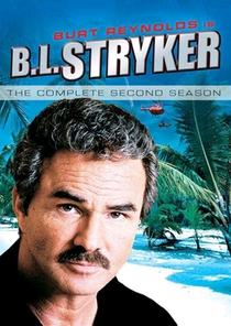 B.L. Stryker (2ª Temporada) - Poster / Capa / Cartaz - Oficial 1