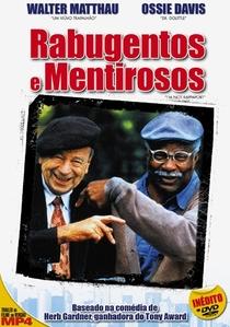 Rabugentos e Mentirosos - Poster / Capa / Cartaz - Oficial 2