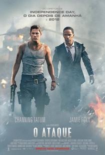 O Ataque - Poster / Capa / Cartaz - Oficial 6