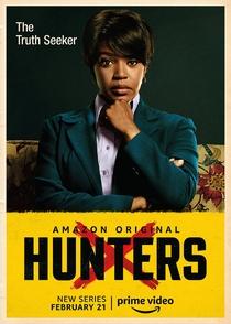 Hunters (1ª Temporada) - Poster / Capa / Cartaz - Oficial 7