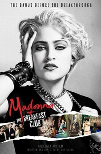 Madonna + The Breakfast Club - Poster / Capa / Cartaz - Oficial 1