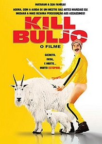 Kill Buljo - O Filme - Poster / Capa / Cartaz - Oficial 1