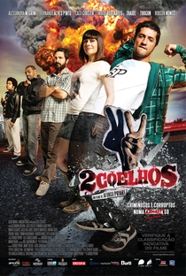 2 Coelhos - Poster / Capa / Cartaz - Oficial 1