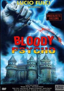 Bloody Psycho - Poster / Capa / Cartaz - Oficial 4