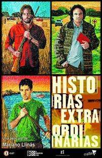 Histórias Extraordinárias - Poster / Capa / Cartaz - Oficial 1