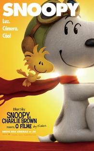 Snoopy & Charlie Brown - Peanuts: O Filme - Poster / Capa / Cartaz - Oficial 12