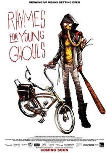 Rhymes for Young Ghouls - Poster / Capa / Cartaz - Oficial 3