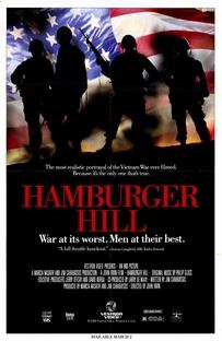 Hamburger Hill - Poster / Capa / Cartaz - Oficial 1