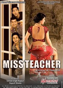 Miss Teacher - Poster / Capa / Cartaz - Oficial 1
