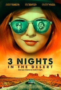 3 Nights in the Desert - Poster / Capa / Cartaz - Oficial 1