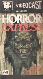 O Expresso do Horror - Poster / Capa / Cartaz - Oficial 5