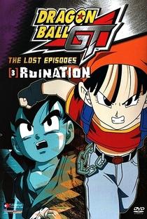 Dragon Ball GT: Saga Viagem Pelo Universo - Poster / Capa / Cartaz - Oficial 9