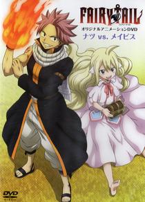 Fairy Tail OVA - Natsu VS Mavis - Poster / Capa / Cartaz - Oficial 1