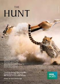 The Hunt - Poster / Capa / Cartaz - Oficial 1