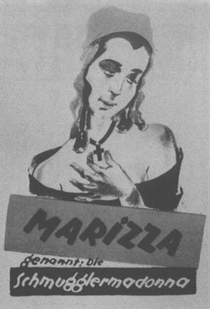 Marisa - Poster / Capa / Cartaz - Oficial 1