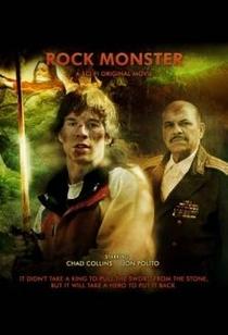 Rock Monster - Poster / Capa / Cartaz - Oficial 1