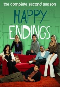 Happy Endings (2ª Temporada) - Poster / Capa / Cartaz - Oficial 3