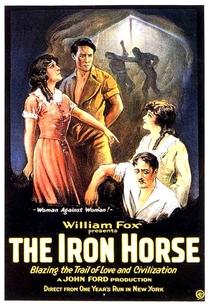 O Cavalo de Ferro - Poster / Capa / Cartaz - Oficial 2