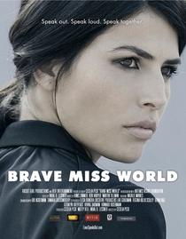 Brave Miss World - Poster / Capa / Cartaz - Oficial 1