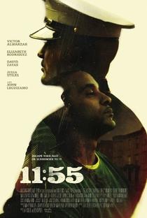 11:55 - Poster / Capa / Cartaz - Oficial 1