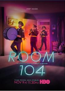 Room 104 (2ª Temporada) - Poster / Capa / Cartaz - Oficial 1