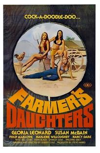 The Farmer's Daughters - Poster / Capa / Cartaz - Oficial 1