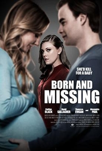 Born and Missing - Poster / Capa / Cartaz - Oficial 1