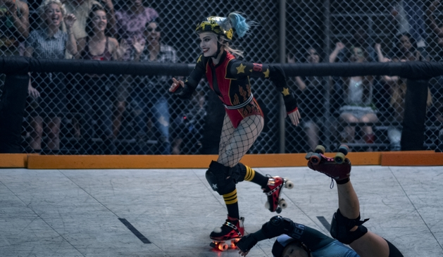 Margot Robbie aprende Roller Derby para Aves de Rapina
