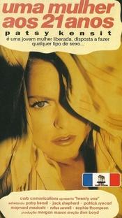 Uma Mulher Aos 21 Anos - Poster / Capa / Cartaz - Oficial 1