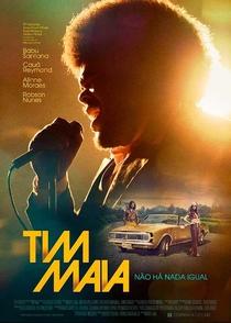 Tim Maia - Não Há Nada Igual - Poster / Capa / Cartaz - Oficial 1