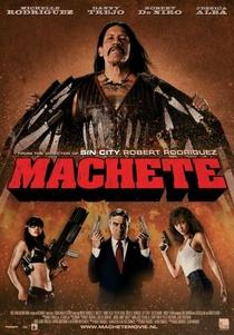 Machete - Poster / Capa / Cartaz - Oficial 7