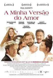 A Minha Versão do Amor - Poster / Capa / Cartaz - Oficial 2