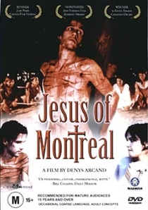 Jesus de Montreal - Poster / Capa / Cartaz - Oficial 1