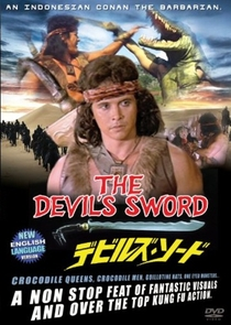 The Devil's Sword - Poster / Capa / Cartaz - Oficial 3