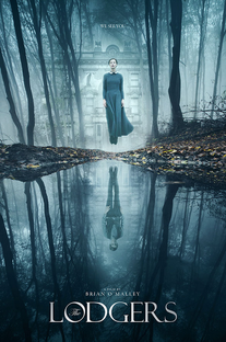 The Lodgers - Poster / Capa / Cartaz - Oficial 1