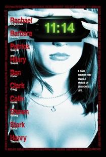 11:14 - Poster / Capa / Cartaz - Oficial 2