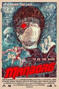 Manborg - Poster / Capa / Cartaz - Oficial 4