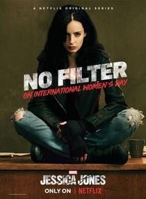 Jessica Jones (2ª Temporada) - Poster / Capa / Cartaz - Oficial 17