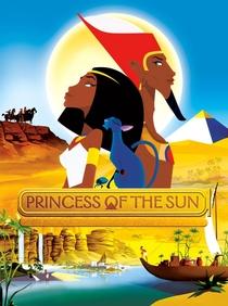 A Rainha Sol - A Esposa Amada de Tutankhamon - Poster / Capa / Cartaz - Oficial 3