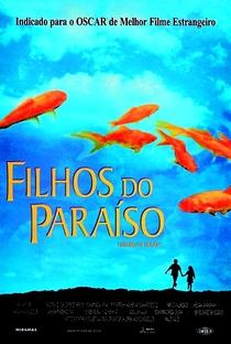 Filhos do Paraíso - Poster / Capa / Cartaz - Oficial 3