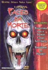 Faces da Morte - Poster / Capa / Cartaz - Oficial 3